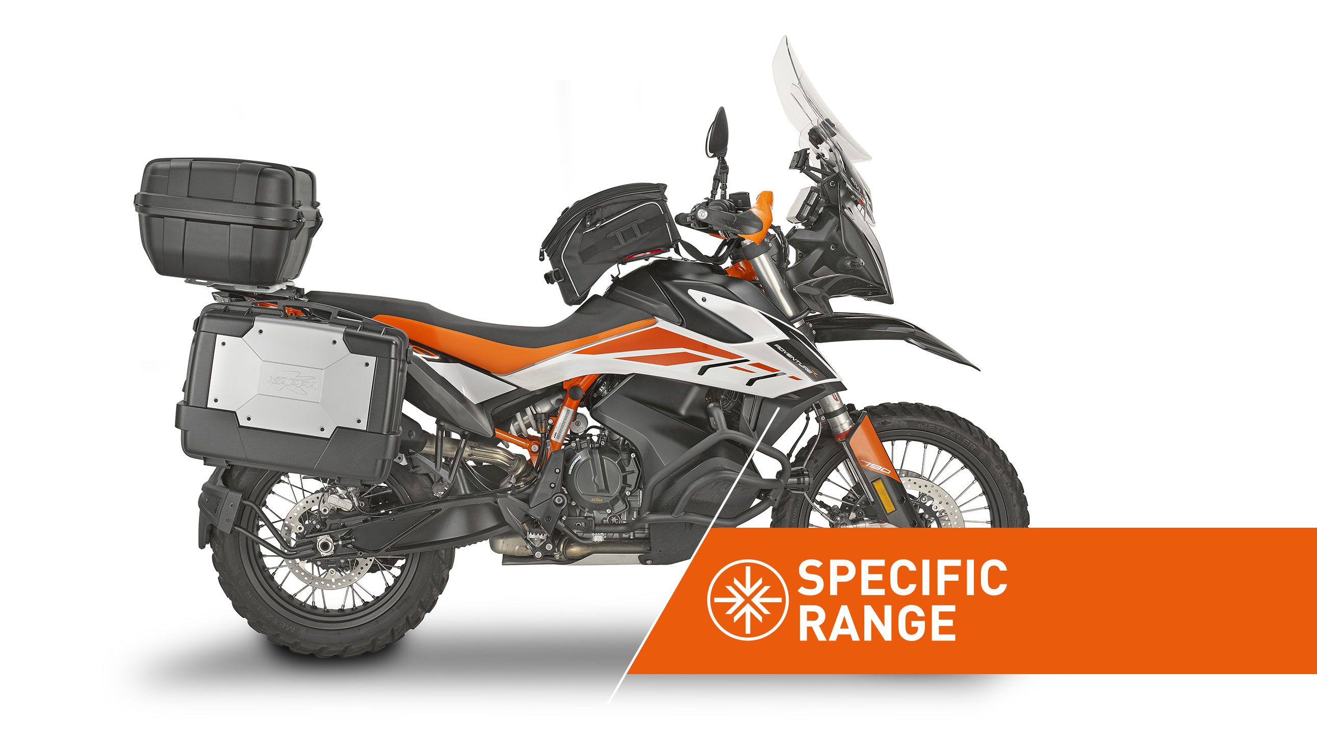 Linea Specifica di Accessori per KTM 790 ADVENTURE R (19) by KAPPA MOTO